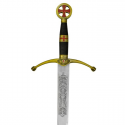 Crusader Sword without sheath - 1