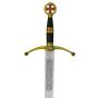 Épée de croisé sans gaine - 1