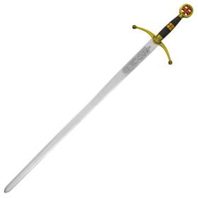 Espada de cruzado sin vaina - 2