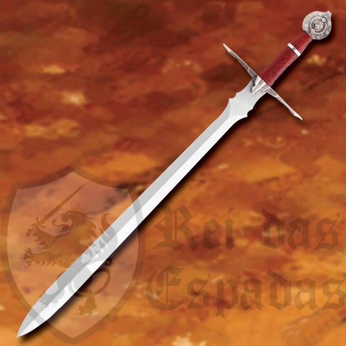 Durendal sword of Roldán