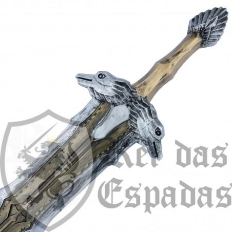 Thorin Oakenshield's Regal sword foam