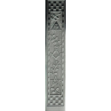 Masonic Sword with Black and Silver Handle - 2