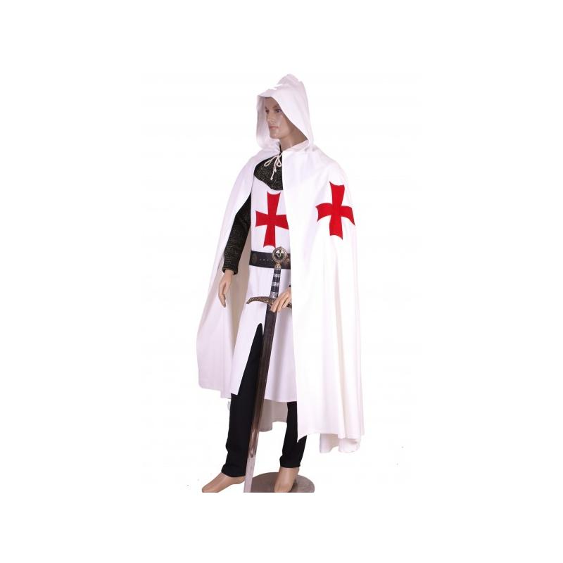 Capa Cruz Templária unisex
