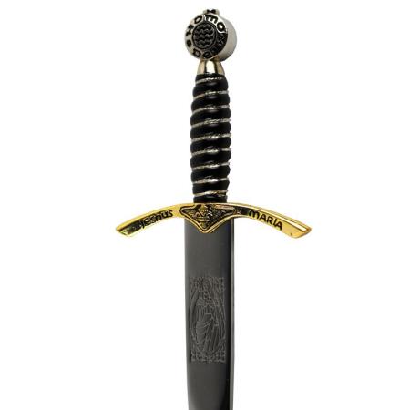 Mini espada Juana de Arco