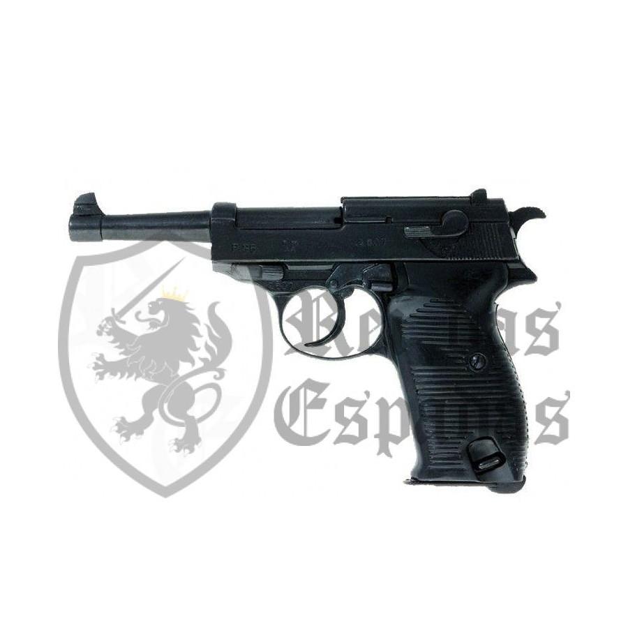 Automatic pistol, Germany, 1938 - 1