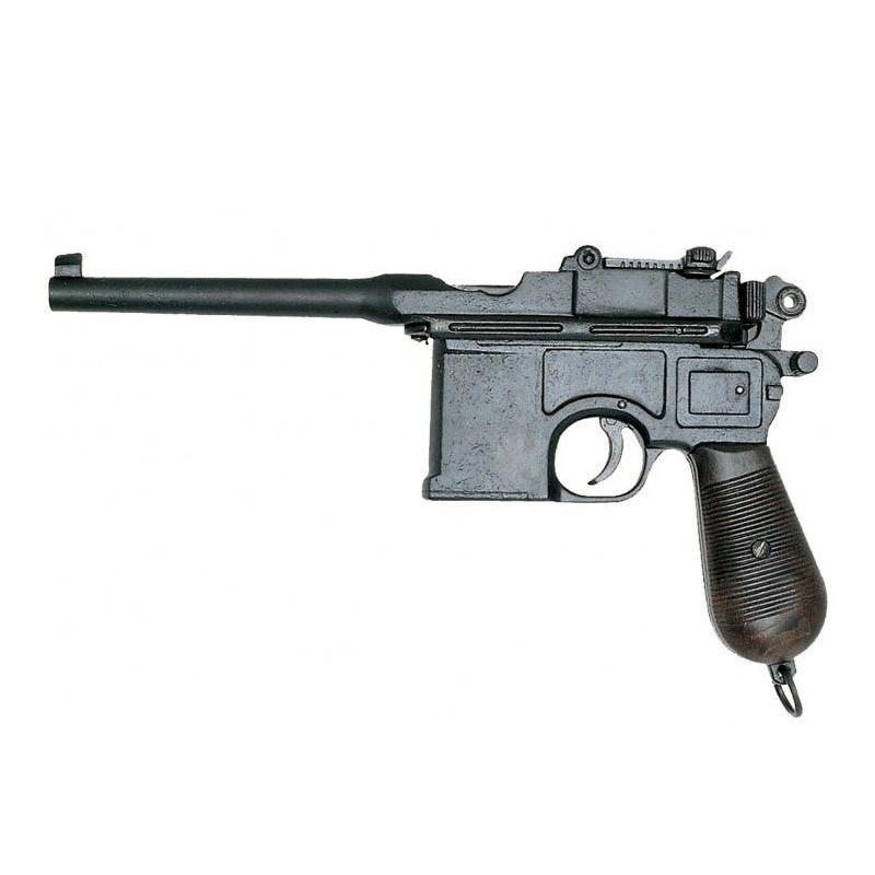 Pistola Mauser - 1