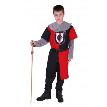 Children's medieval suit