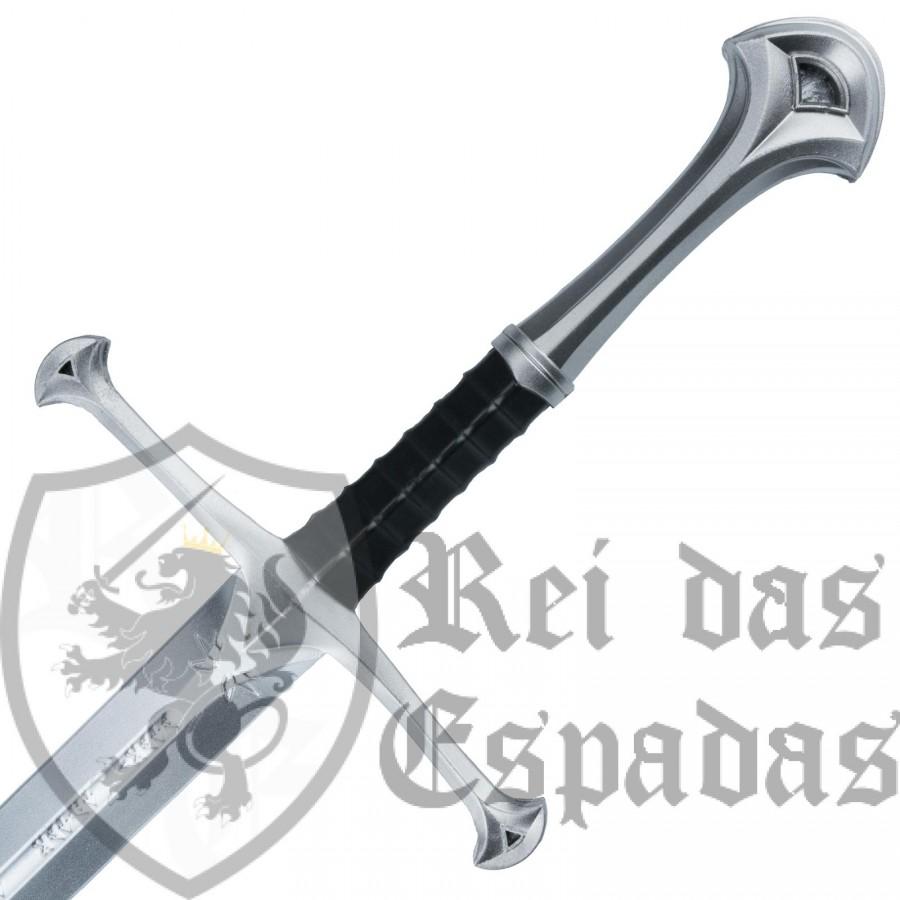 Espada Anduril, Señor de los anillos,espuma