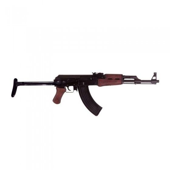 Kalashnikov AK-47 com coronha rebatível