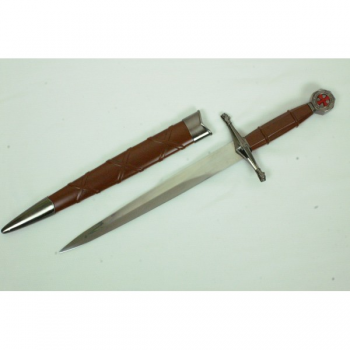 Templar Dagger with Sheath