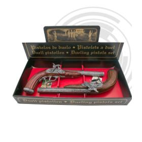 Ensemble de pistolets de Duel,model8 - 1