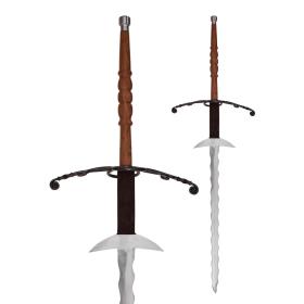 Sword 2 flaming hands - 1