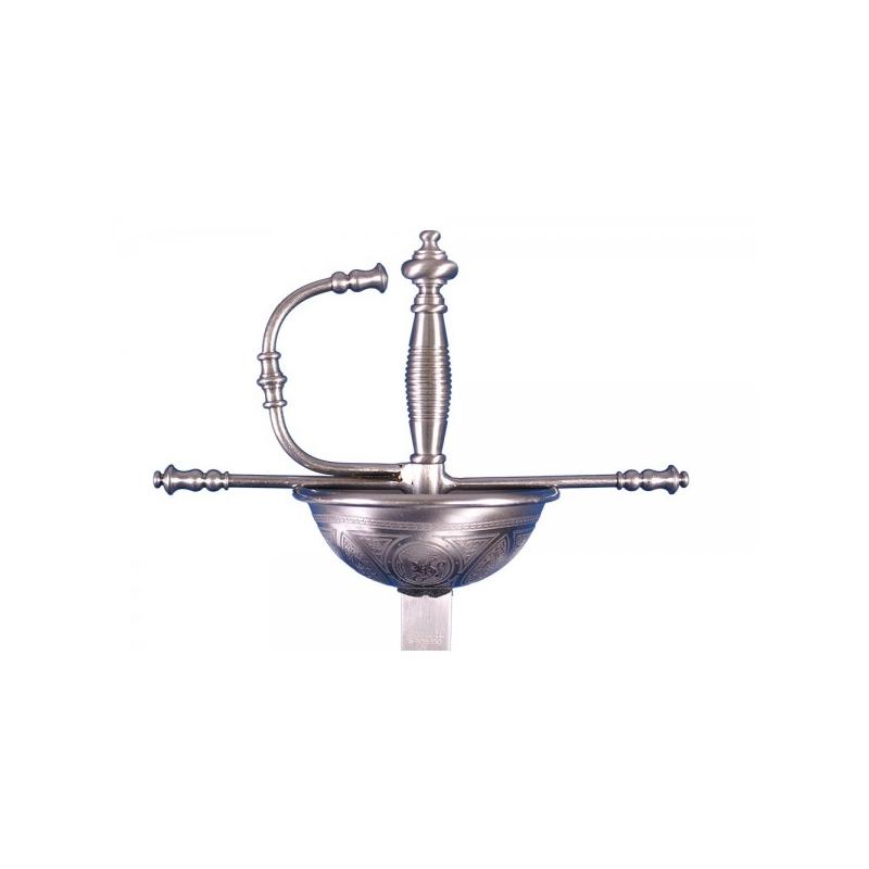 Espada de Tizona rústica espanhola