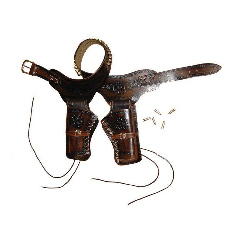 Étui pour 2 revolvers - 1