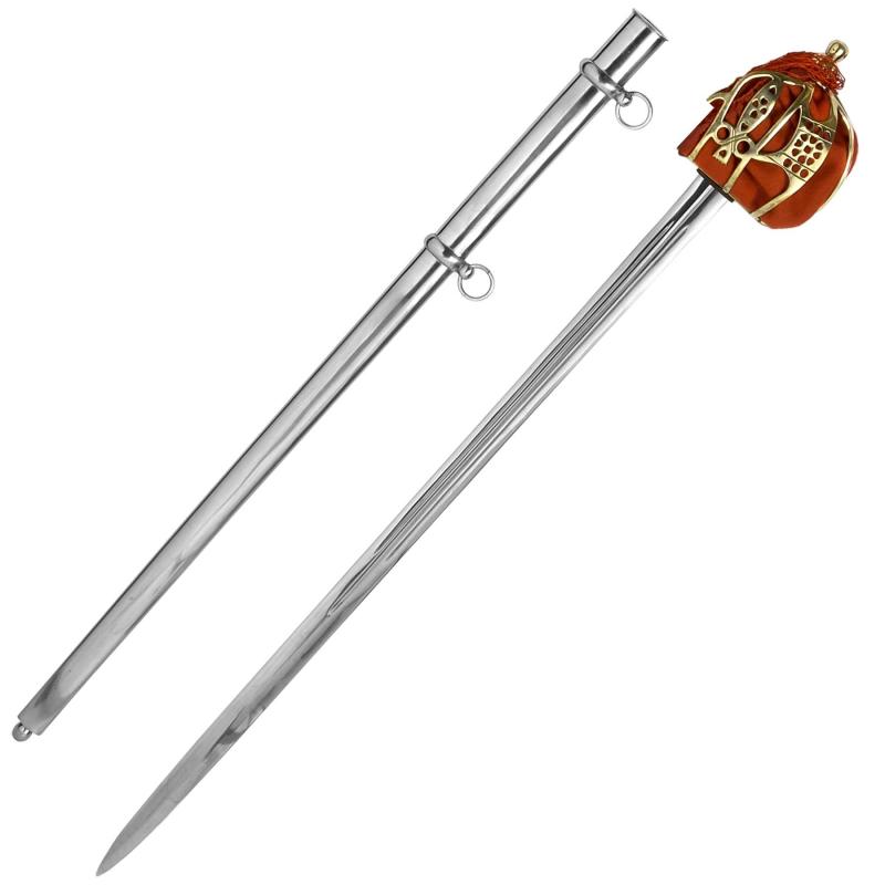 Espada Escocessa de cesta