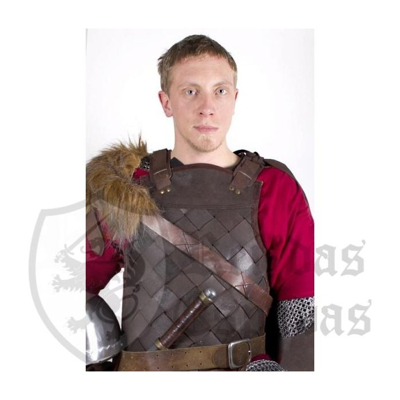 Armadura Vikinga Cuero